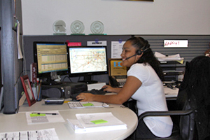 Best Customer Service and modern dispatch system